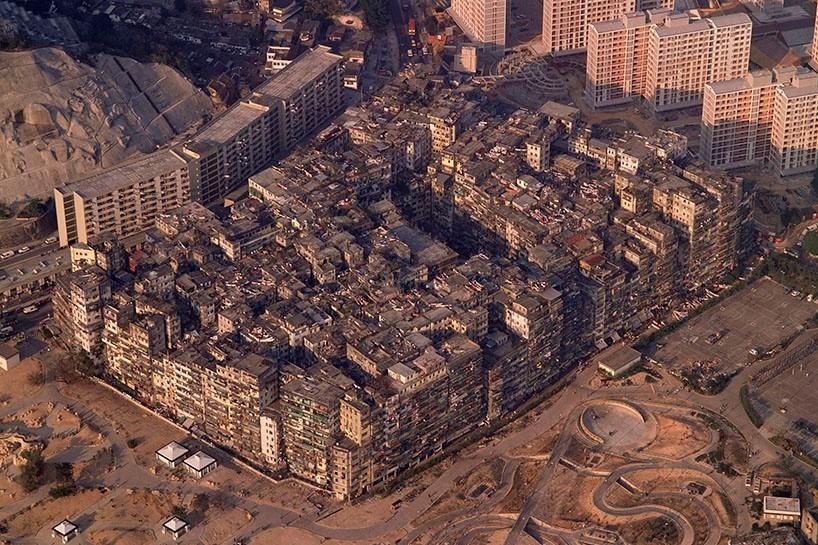 Unikátní záznam života z nejhustěji obydleného místa na planetě, Kowloonu v Hongkongu